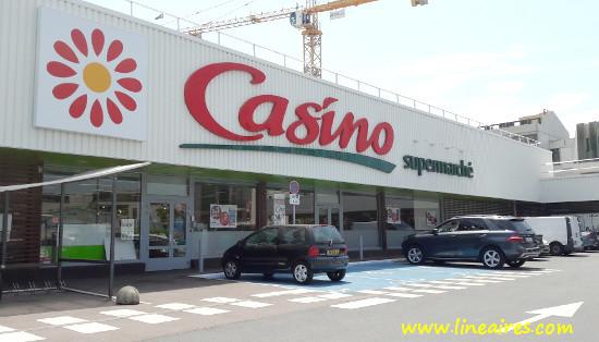 Les nouvelles enseignes fortes de Casino