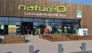 Le chiffre d'affaires moyen d'un supermarché Naturéo, selon les estimations de Linéaires, est d'un peu plus de 4 millions d'euros