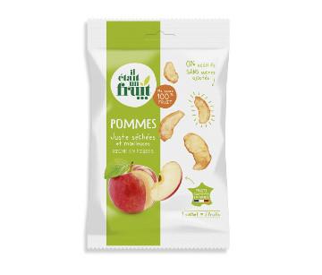Il était un fruit a développé une technique pour proposer des fruits séchés sans sucres ajoutés ni additifs