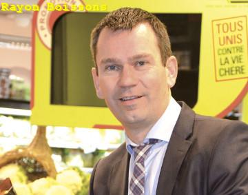 Thierry Cotillard prend la tête d'ITM Alimentaire