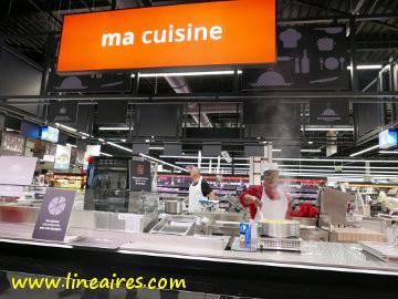 Les trois leçons d'Auchan Supermarché