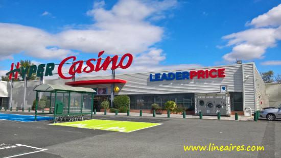 Exclusif : le premier Hyper Casino – Leader Price