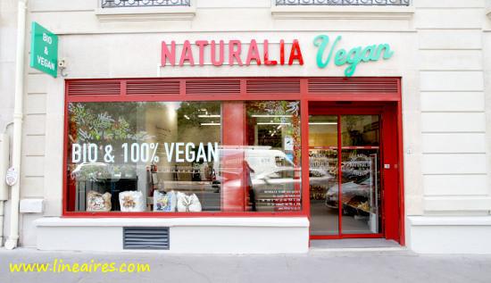 Naturalia lance une enseigne vegan