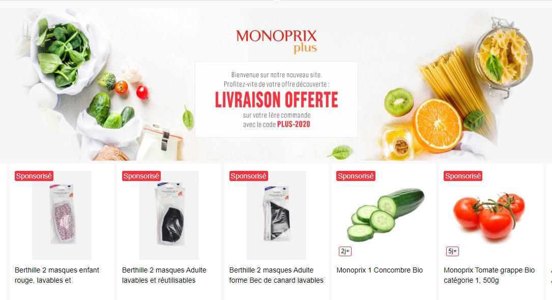 Monoprix-Ocado : découverte de la nouvelle proposition commerciale de Casino