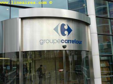 Le deuxième actionnaire de Carrefour ? Les Galeries Lafayette !