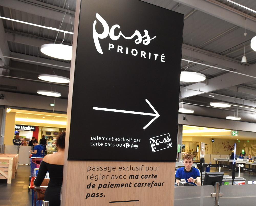 Carrefour dope sa carte Pass