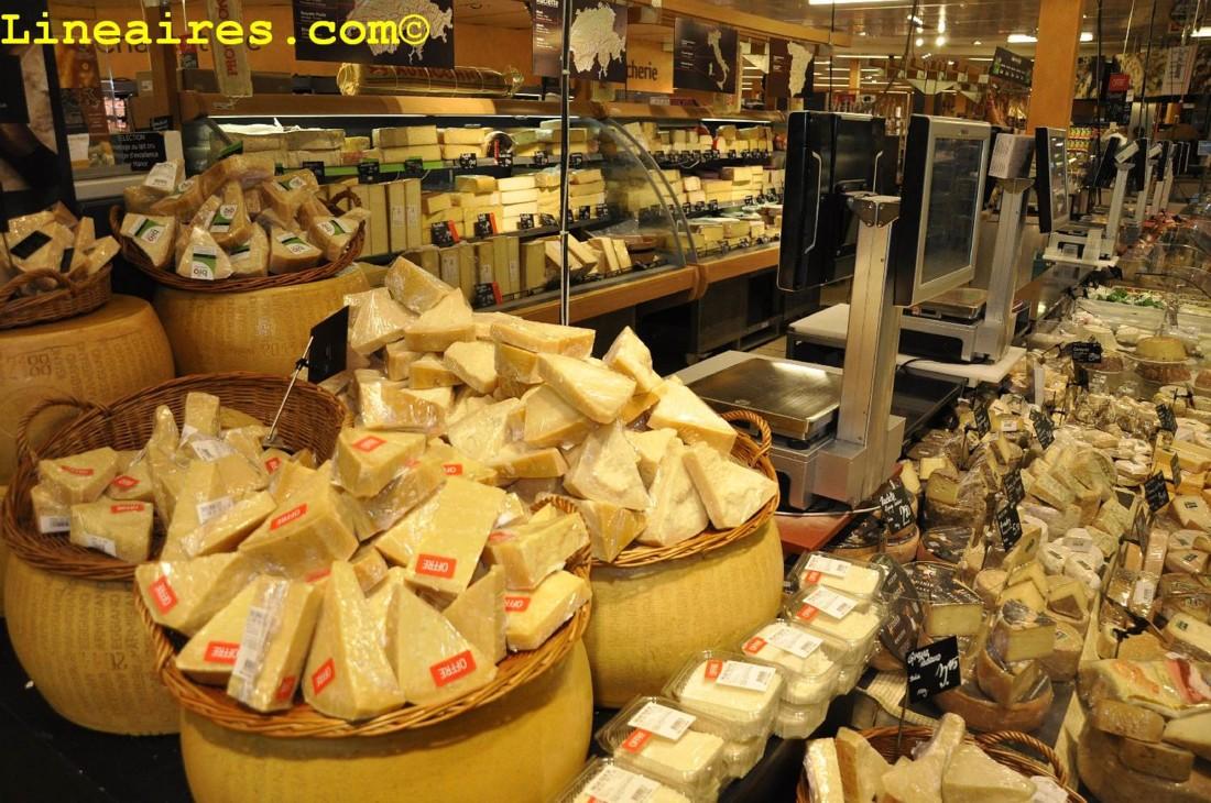 Un affineur au fromage