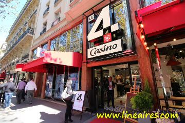 Ce que Le 4 dit des projets de Casino