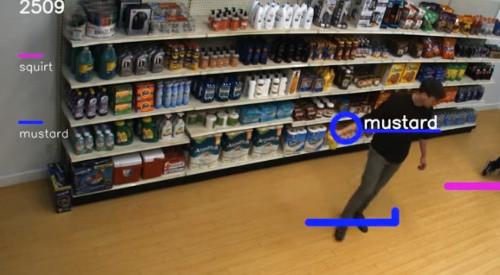 Une nouvelle technologie pour des magasins sans caisse