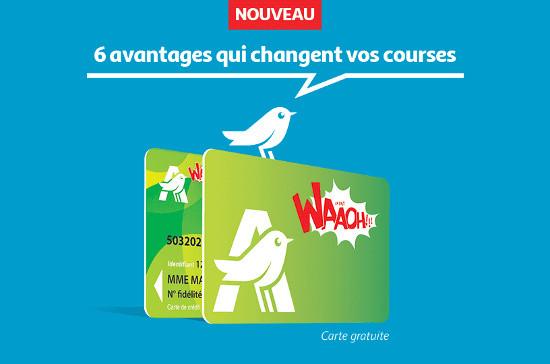 Auchan Plus Genereux Avec Son Programme De Fidelite La Distribution Lineaires