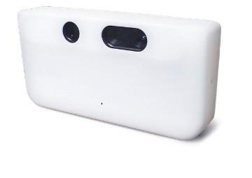 Une caméra de comptage en 3D