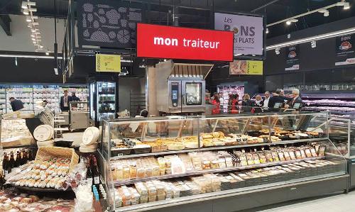 Auchan Supermarché : un nouveau test, pas encore un concept