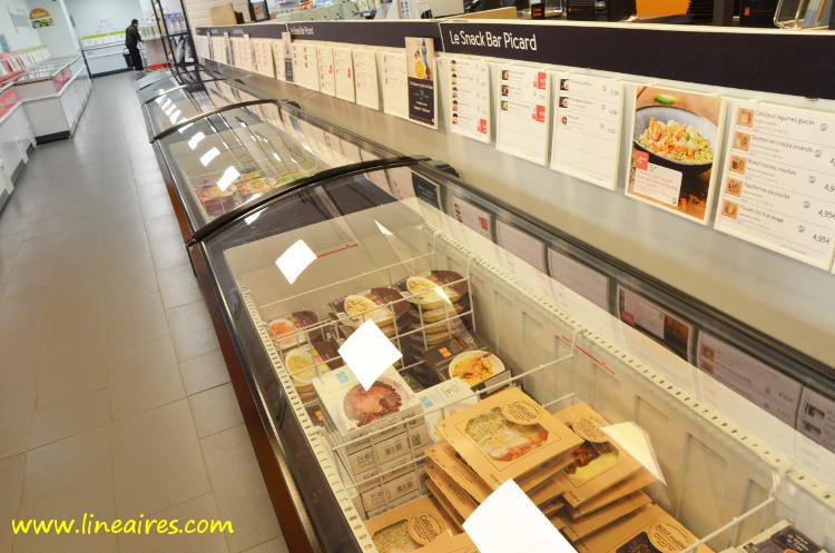Premiers Resultats Encourageants Pour Le Snack Bar Picard La