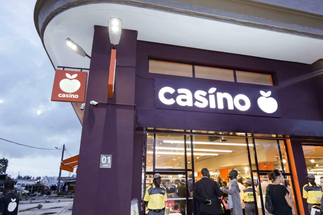 Un Casino mandarine à Abidjan en Côte d'Ivoire