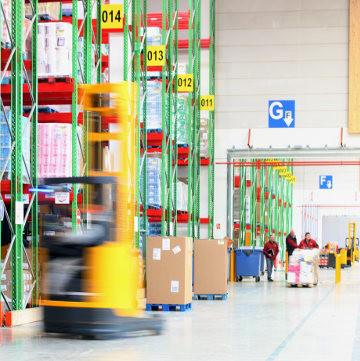 Auchan veut piloter ses transports en temps réel