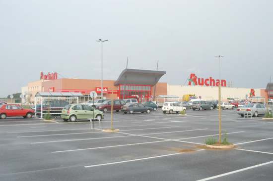 Identification Carte Auchan.Auchan Chatillon Sur Seine Cote D Or Les Magasins