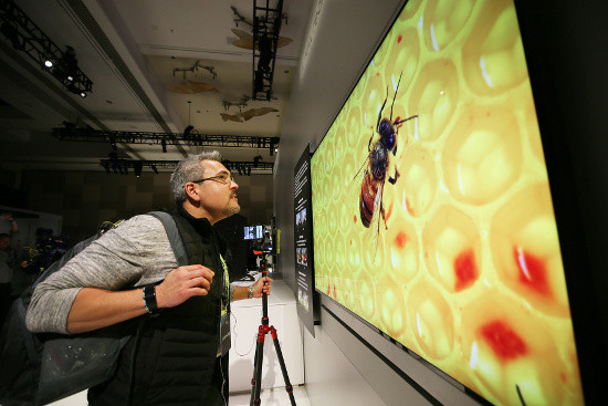 Les écrans Samsung adoptent la technologie Micro-LED