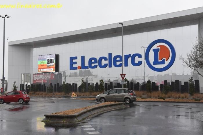 Leclerc Gouesnou 29 Le Gros Hyper De Proximité Les