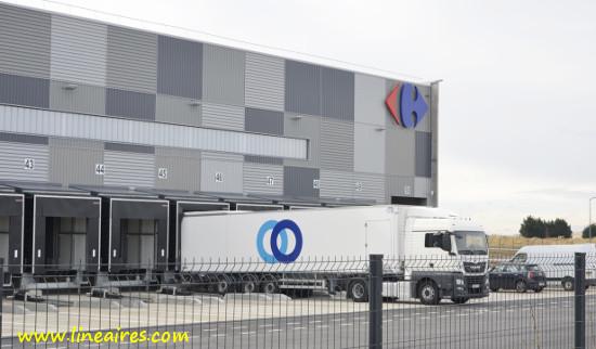 Les astuces de Carrefour pour optimiser sa logistique