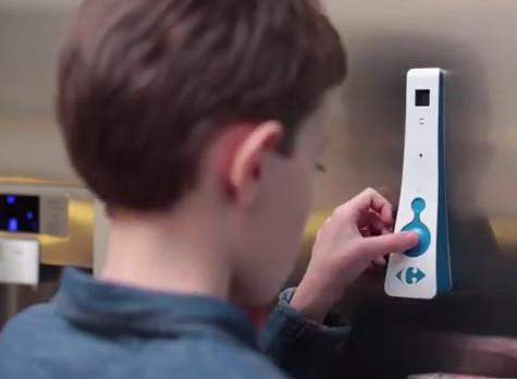 Carrefour aussi lance une télécommande connectée