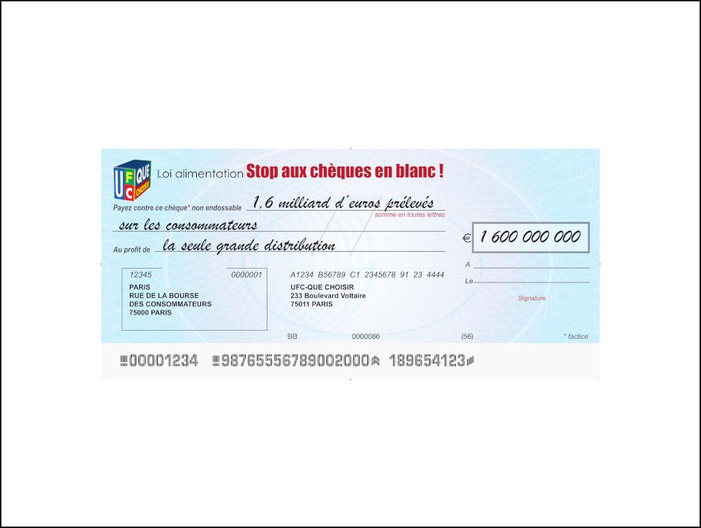"""EGA : le """"chèque en blanc"""" aux enseignes refait surface"""