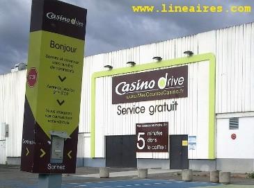 Prix : Géant Casino au plus près de Leclerc