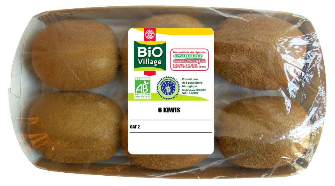 Kiwi bio Leclerc