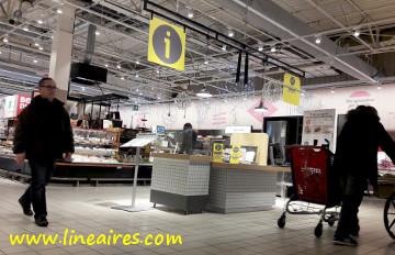 Exclusif : Carrefour teste un nouveau parcours client en hyper